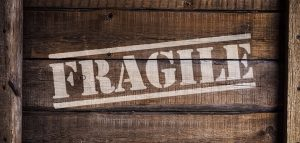 Protect your fragile items before you out them into moving box