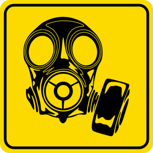Never move poisonous chemicals.