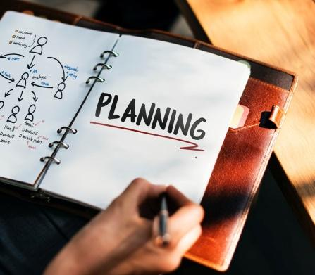 How to plan and organize last-minute projects?