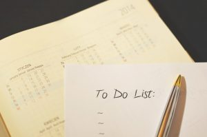 relocation to-do list