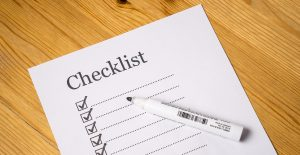 checklist for proper packing for a Boca Raton relocation