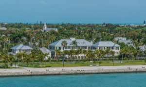 House in Key West, Florida.