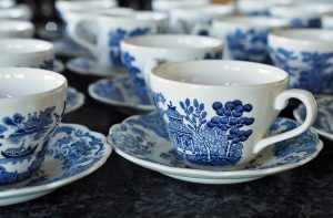 image of tea cups