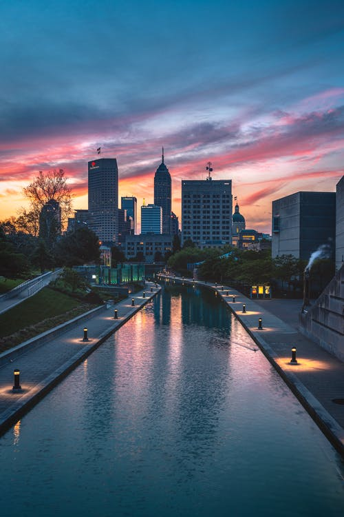 moving from Indiana to Florida, the city of Indianapolis
