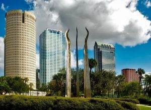 City skyline you can enjoy after moving to Hollywood FL