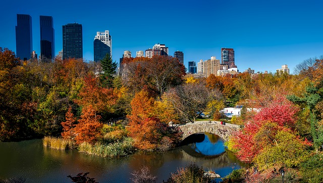 Top 10 most romantic spots in NYC