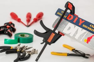 Tools needed for DIY projects