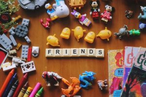 Packing your kids' toys can be quite a sensitive operation
