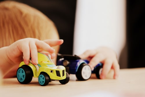 Tips and tricks for packing your kids' toys