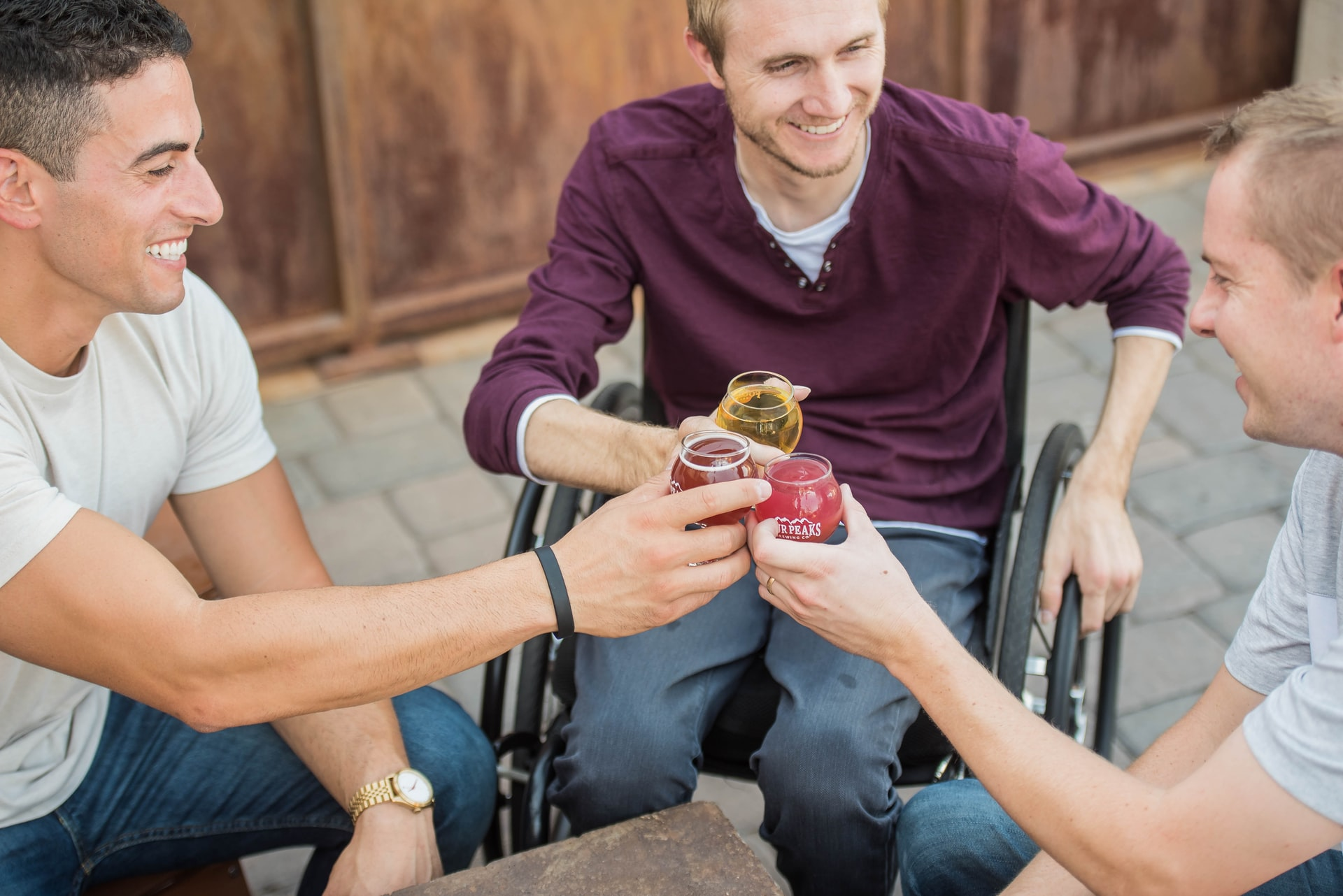 Moving tips with people with disabilities