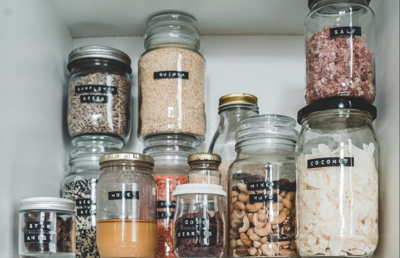 Pantry relocating tips
